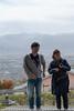 top of the world (kasa51) Tags: people street temple hill mountain landscape basin mtfuji yamanashi japan