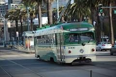07APR2018-SF-Pier39-IMG_3840 (aaron_anderer) Tags: sf sfbay bayarea sanfrancisco fishermanswharf pier39 pier 39 2018 california muni fline f line streetcar street car retro classic