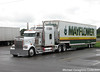 Mayflower Moving Kenworth W900L (Michael Cereghino (Avsfan118)) Tags: mayflower moving kenworth kw w900l w 900 w900 sleeper semi trucking truck