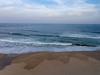 A DJI Phantom 4 drone captures the Atlantic Ocean, off the coast of Manasquan Beach. (apardavila) Tags: atlanticocean djiphantom4 jerseyshore manasquan manasquanbeach aerial beach clouds drone ocean sand sky sun