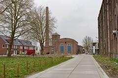 Industrial heritage (Edwin Verhulst) Tags: loxia zeiss brick building heritage industrial architecture nerherlands brabant oisterwijk deleerfabriek