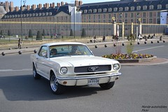 Ford Mustang (Monde-Auto Passion Photos) Tags: voiture vehicule auto automobile ford mustang coupé ancienne classique collection france fontainebleau