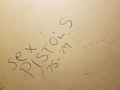Sex Pistols 75-79 (sarflondondunc) Tags: graffiti sexpistols 1979 punk london