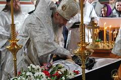 23. Похороны схимон. Любови в Богородичном