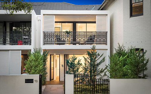 3/13 Johnston St, Annandale NSW 2038