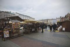 Tenderete (esparsa10) Tags: polonia cracovia cracow plaza del mercado d3200 tokina art street urban urbana people nikon