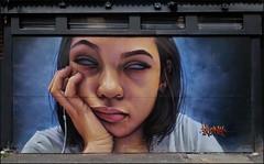 London Street Art 43 (Diz2018) Tags: london londonstreetart southlondon graffiti irony streetphotography mikepeckett mikepeckettimages nikond700