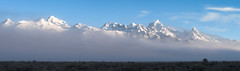 Tetons Fog (matthewschonert) Tags: teton national park tetons mountains range fog foggy panorama landscape nature
