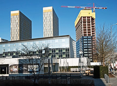 2018 03 14_0682 Quartier Européen Nord. Luxembourg (yves62160) Tags: paysage urbain contemporain luxembourg