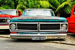 Ford F-1000 (Lavratti) Tags: ford f1000 pickup rat low rust blue
