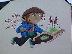 Graffiti Namur Belgica 02 (Rafael Gomez - http://micamara.es) Tags: graffiti namur belgica