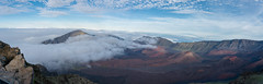 Crater Pano (tourtrophy) Tags: maui haleakalanationalpark hawaii craters volcano sonya6300 sonye1855mmf3556oss