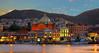 Ἐν Λέσβῳ, ἀθλήσαντες (Dimitil) Tags: mytilini lesvos islands greekislands aegean aegeansea greece port boats sunrise sea seascape church orthodoxy religion tradition architecture neoclassic buildings