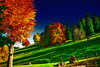 Green meadows under a blue sky (Marco Trovò) Tags: marcotrovò hdr italia italy colere bergamo passopresolana mountain montagna meadows prati alpinescenery scenarioalpino panorama landscape