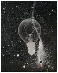 SENOGRAFIA DIA 2 00000007 (Arthur Pontes) Tags: lâmpada luz darkroom experimental fotografiaexperimental estrelas stars sky céu ampliador galáxias névoa mascara cameraless planetas