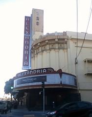 (sftrajan) Tags: sanfrancisco 2018 california alexandriatheater gearyboulevard edited photodirector σανφρανσίσκο teatro theatre санфранциско