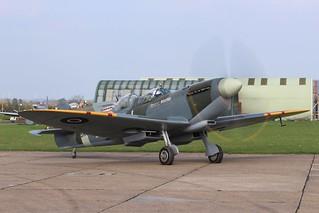 G-ILDA / SM520 Supermarine Spitfire T Mk IX