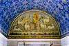 Mosaic wall decoration (GregandDianasTravels) Tags: mosaic decoration deco mausoleum galla placidia ravenna italy travel travelphotography design