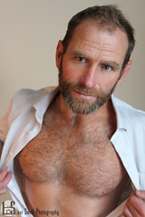 John (Levi Smith Photography) Tags: chest hair nipples shirtless hairy beard man men pose portrait mens fashion oxford undressing sexy dude guy male mans