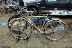 Chapman Cycles (Shu-Sin) Tags: brian chapman cycles bicycles randonneur french velo velos fender copake swap meet ny 2018 auction