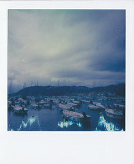 Polaroid Week 2018 - Lerici, Italy (igorigor88) Tags: lerici mare sea italy italia liguria north northitaly polaroid week vintage old impossible project impossibleproject nature natura barche boats cielo sky clouds nuvole sun sole primavera spring acqua water ladnscape paesaggio view vista travel trip vacation holiday viaggio vacanza gita laspezia