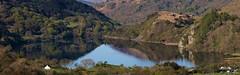 Llyn Gwynant (mandysp8) Tags: wales snowdonia reflections lake horizon canon eos sunrise water 750d