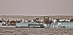 Nile River Boats (clarktom845) Tags: nile egypt river boats nikon