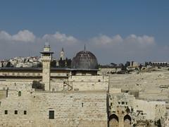 Al-aqsa Mosque (IceCal) Tags: alaqsamosque israel jerusalem templemount alfakhariyyaminaret