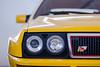 Lancia Delta HF Integrale Evoluzione I (irvin.nu) Tags: lancia delta hf integrale evoluzione i rally canon eos 40d ef50mm f14 usm yellow car headlights giallo ginestra