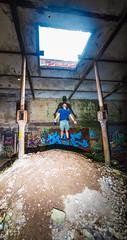 FostographyMedia (22) (Fostography Media) Tags: abandoned building graffiti group landmark landscape people smoke flash mittagong newsouthwales australia au