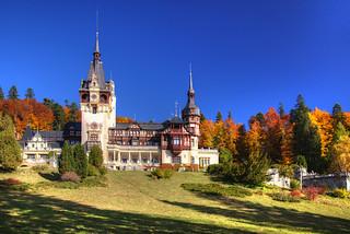 Sinaia in Autumn