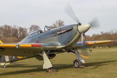 Hawker Sea Hurricane (Beth Hartle Photographs2013) Tags: shuttleworthcollection oldwarden british historic hawker seahurricane wwii wwiibritishaircraft fighter royalairforce raf royalnavy rnas