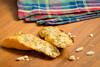 Garlic Bread with Crumb (visutsrikalong) Tags: cotton crumb appetizer background baguette baked bread butter buttered chopped closeup crispy crunchy crusty dish food french fresh garlic grilled healthy herb herbs homemade hot italian nobody oregano parsley side slice sliced snack tasty toast toasted unhealthy vegetarian
