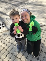 "Paul and Mommy After the 2018 Good Life Race • <a style=""font-size:0.8em;"" href=""http://www.flickr.com/photos/109120354@N07/39650449420/"" target=""_blank"">View on Flickr</a>"