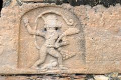 Images de Badami, Karnataka, Inde (voyagesphotos) Tags: inde india karnataka badami hanuman religion hindouisme hindou hindu