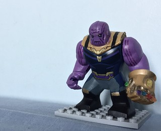 Custom Infinity War Thanos