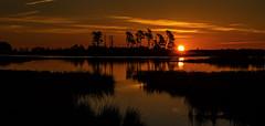 Chincoteague Sunrise...6O3A6490CR2A (dklaughman) Tags: sunrise chincoteagueislandnwr virginia water reflection