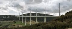 Viaducto de Millau (arribamarcos) Tags: viaductodemillau millau aveyron francia autopistaa75 viaducto arquitectura