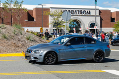 Sylvon Jr. O'Connor's BMW M3 E92 Coupe (Rivitography) Tags: hme2476 newyork bmw m3 e92 coupe grey rare exotic fast car german bimmer paramus newjersey 2017 canon lightroom rivitography