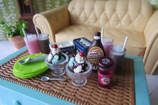 4. Ice cream treats
