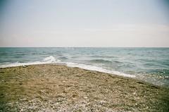 point pelee (alizeti) Tags: ontario pointpelee beach greatlakes lakeerie lomography lasardina landscape kodakgc400 kodakultramax400 expired film canada