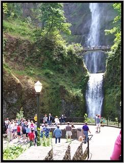 Multnomah Falls ~ Oregon ~ Northwest USA