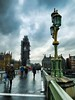 Westminster Bridge on a moody day (The Phoenix Girl) Tags: bigben queenelizabethtower nikon shooting london uk perspective londoner londonist moody clouds streetlamp westminster cityofwestminster housesofparliament westminsterbridge england unitedkingdom greatbritain europe travel whitehall city cityscape landmark photography