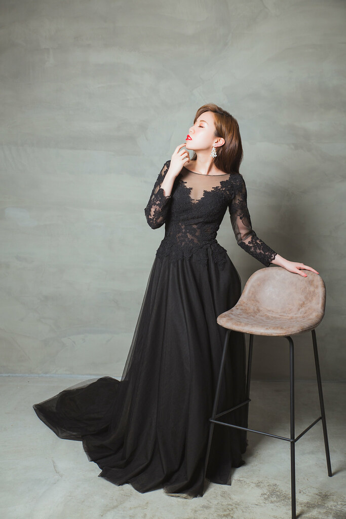 新秘作品 | 婚紗拍攝 | KiKi