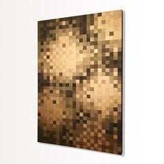 """Iridenscent 10"" (stevefortier19) Tags: painting original art abstract artist contemporary canadian"
