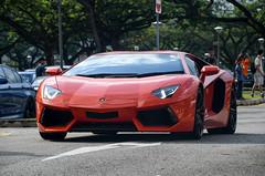 Lamborghini Aventador LP700-4 (nighteye) Tags: lamborghini aventador lp7004 meettherides5 singapore car