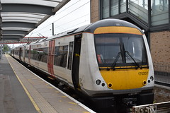 Greater Anglia 170207 (Ash Hammond) Tags: angliarailways one nationalexpresseastanglia abelliogreateranglia greateranglia adtranz 170207 class170 turbostar