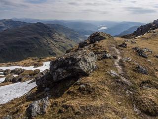 The Mystery Path - Arrochar Alps May 2018
