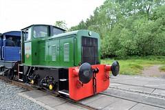 DSC_0025 (richellis1978) Tags: chasewater railway gala steam train loco locomotive bagnall 040dh built stafford 1961 3207 leys
