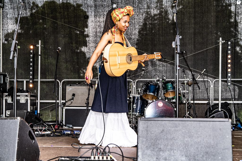 INES KHAI FROM GUADELOUPE [AFRICA DAY 2018 IN DUBLIN]-140488
